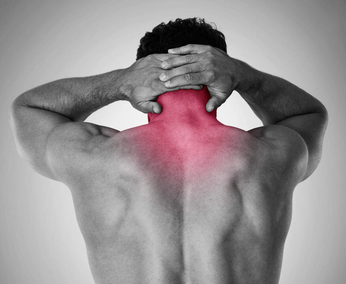 St Louis Pinched Nerve Pinched Nerve In Neck Lower Back Pain